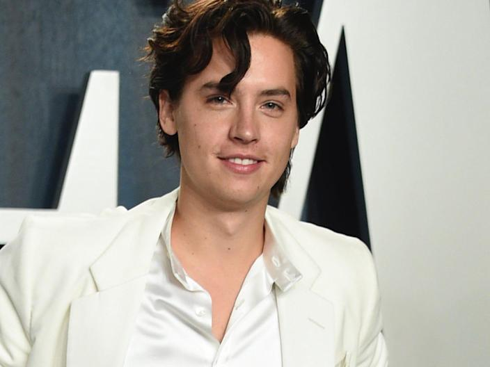 cole sprouse february 2020