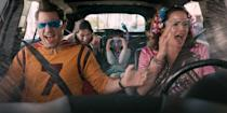 """<p><strong>Netflix's Description:</strong> """"A mom and dad who usually say no decide to say yes to their kids' wildest requests - with a few ground rules - on a whirlwind day of fun and adventure.""""</p> <p><a href=""""https://www.netflix.com/title/81011712"""" class=""""link rapid-noclick-resp"""" rel=""""nofollow noopener"""" target=""""_blank"""" data-ylk=""""slk:Stream Yes Day on Netflix now!"""">Stream <b>Yes Day</b> on Netflix now!</a></p> <div class=""""related-stories clearfix""""> <div class=""""related-header"""">Related:</div> <a href=""""https://www.popsugar.com/family/yes-day-parents-guide-48215334"""" class=""""link rapid-noclick-resp"""" rel=""""nofollow noopener"""" target=""""_blank"""" data-ylk=""""slk:Yes Day Is a Classic Family Film - Here&apos;s What Parents Need to Know Before Watching!""""> <div class=""""related-poster"""">  </div> Yes Day Is a Classic Family Film - Here&apos;s What Parents Need to Know Before Watching! </a> </div>"""