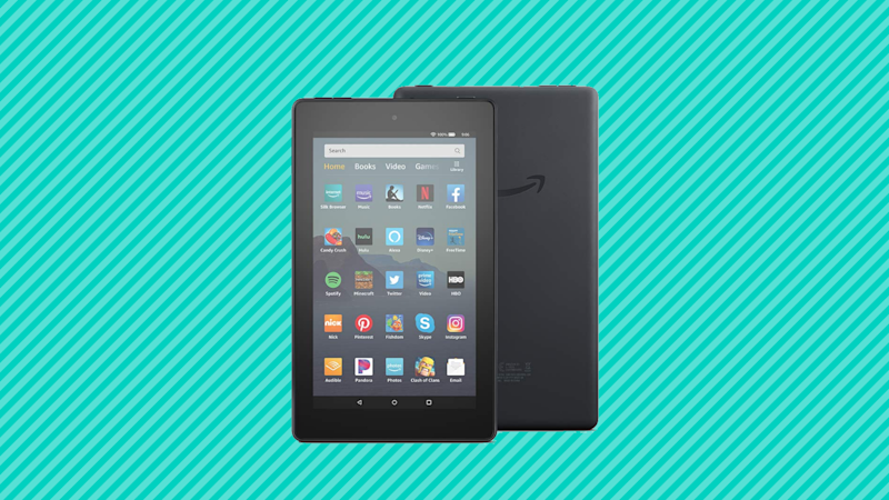 Save 21 percent on the Fire 7! (Photo: Amazon)