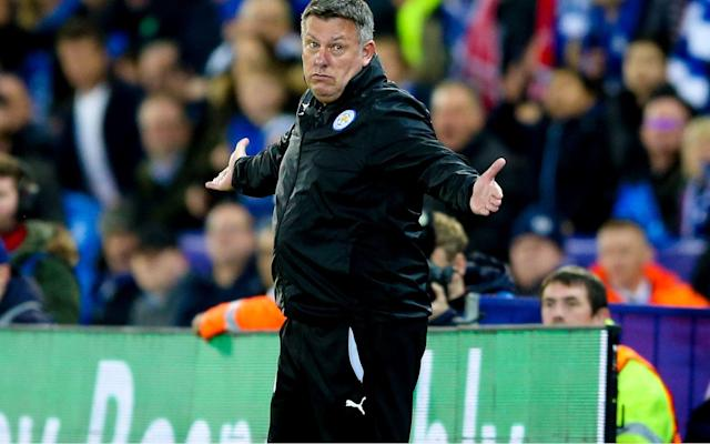 <span>Craig Shakespeare's future at Leicester remains unclear</span> <span>Credit: Rex </span>