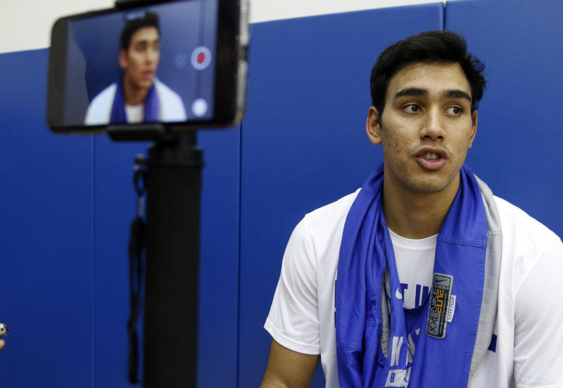 First a back injury, now a suspension. Tai Wynyard's season looks done