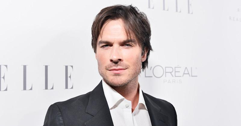 Ian Somerhalder says he doesn't regret losing his virginity at age 13