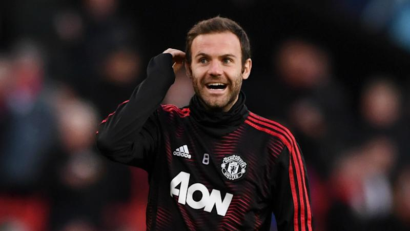 Mata offered new deal as Manchester United reveal released list
