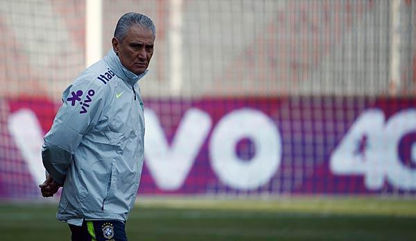"International: Nationaltrainer Tite: ""Das 7:1 ist ein Gespenst"""