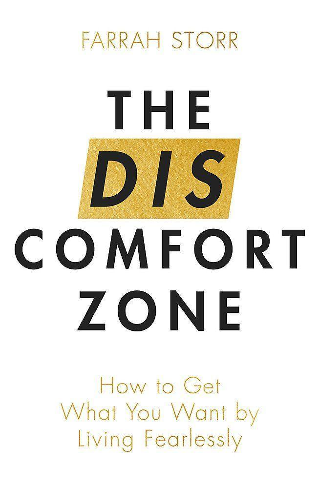 """<p>Editor-in-chief of Elle UK, Farrah Storr has penned this eloquent guide to moving towards the things that scare us and finding power in facing challenges head on. Her book teaches an adaptable method to allow you to - yes - face the fear and do it anyway.</p><p><a class=""""link rapid-noclick-resp"""" href=""""https://www.amazon.co.uk/Discomfort-Zone-What-Living-Fearlessly/dp/0349415358?tag=hearstuk-yahoo-21&ascsubtag=%5Bartid%7C1927.g.35995848%5Bsrc%7Cyahoo-uk"""" rel=""""nofollow noopener"""" target=""""_blank"""" data-ylk=""""slk:SHOP NOW"""">SHOP NOW</a></p>"""
