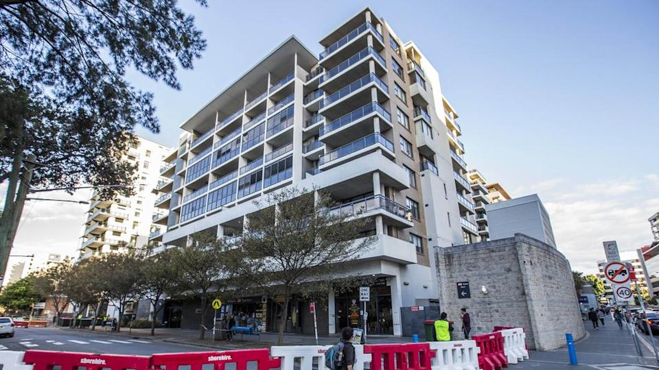Mascot Towers owners will face $10 million bill. Source: Realestate.com.au