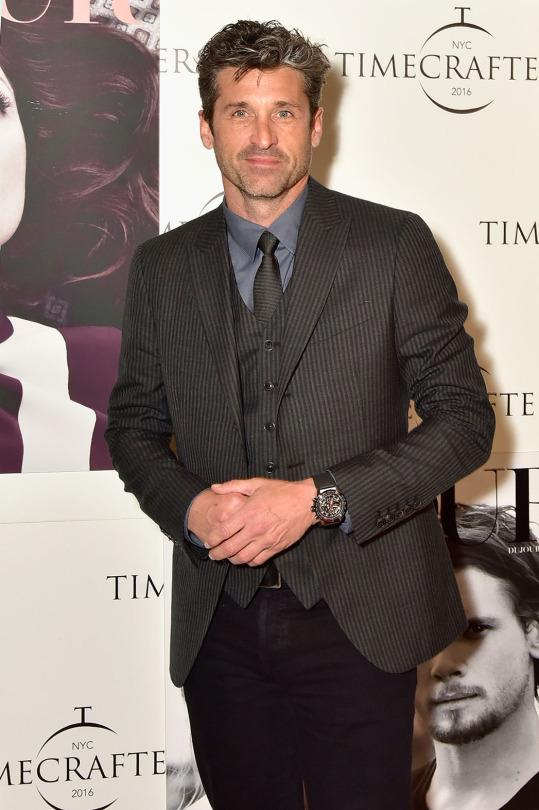 Patrick Dempsey Wants You To Buy This Watch