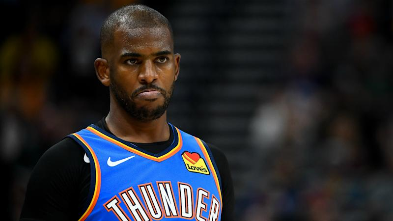 I've never seen a thing like it - Chris Paul 'will never forget' NBA solidarity