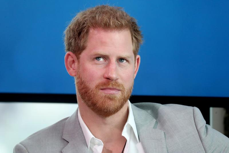 Prince Harry Wants to Help You Travel Greener