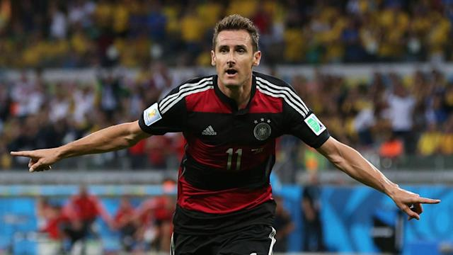 Klose sets record that compounds Brazil's defeat