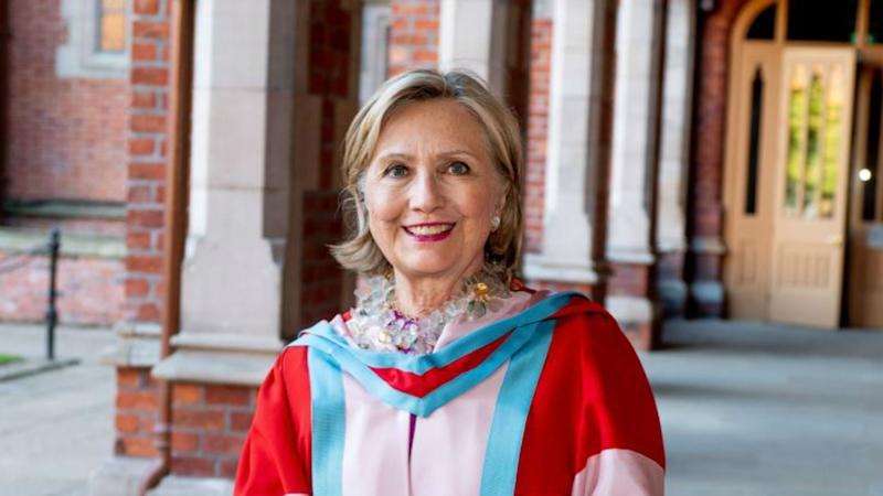 Hillary Clinton appointed university chancellor