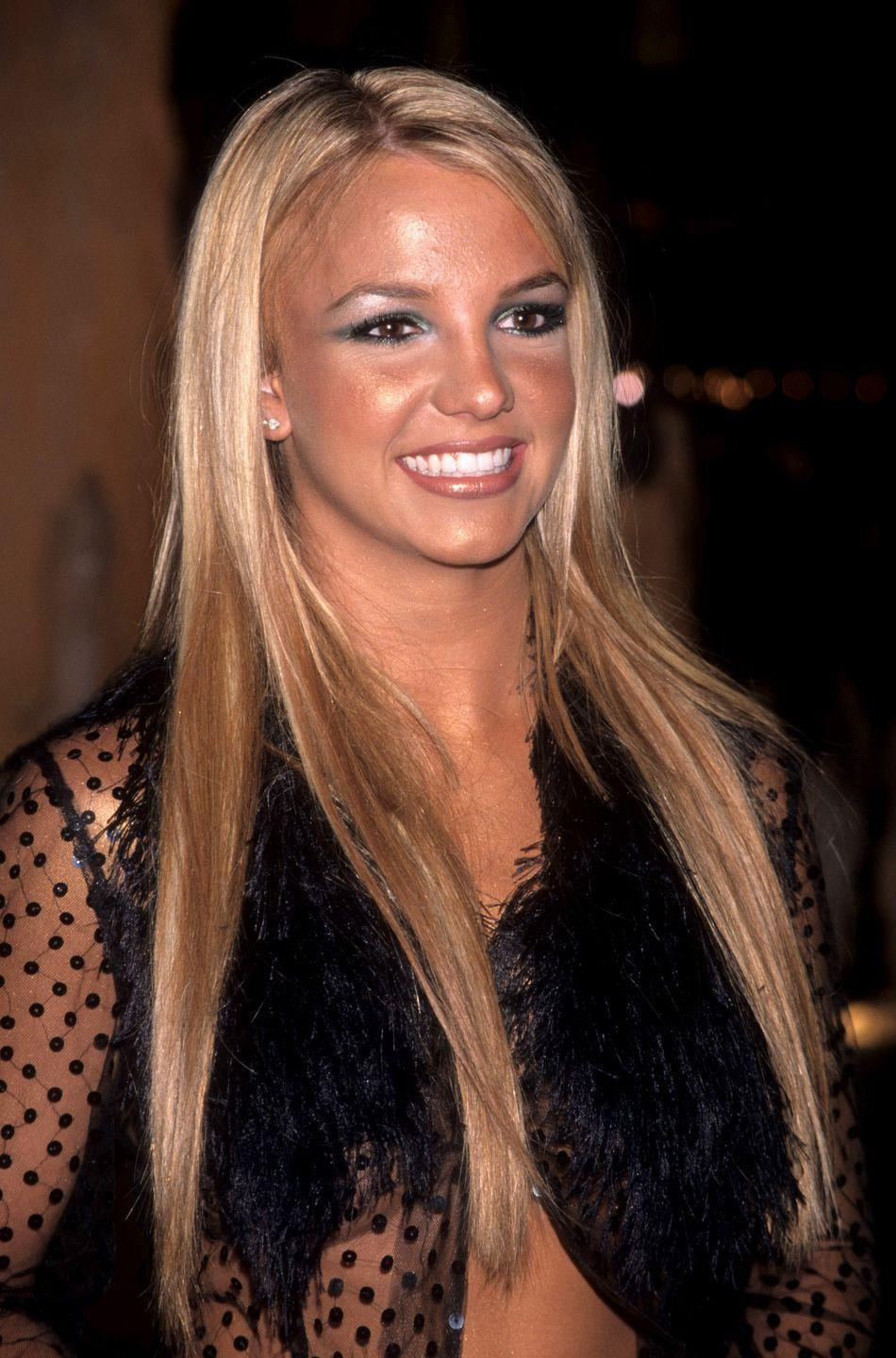 <p>Who else grew obsessed with super long, sleek hair after seeing Brit rock this look at the MTV Music Video Awards? Same same same.</p>