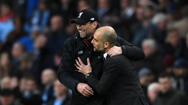 The Manchester City midfielder feels his manager is very similar to the Liverpool boss when it comes to his relationship with the players
