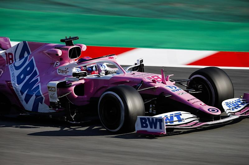 Another Mercedes 1-2 on final day of first test