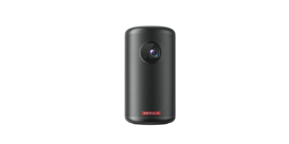 <p>Two years ago, the first Capsule projector was remarkable for having a full app system and a built-in speaker, all in something the size of a Coors can. This new version adds 720p HD resolution, autofocus, and more sound power. It also gets USB-C charging, which will mean a huge improvement in charging time over the older model's MicroUSB plug. For those who like to talk to their TVs, it also runs Google Assistant to help navigate it's Android operating system. It also still has HDMI and USB connectivity.</p>