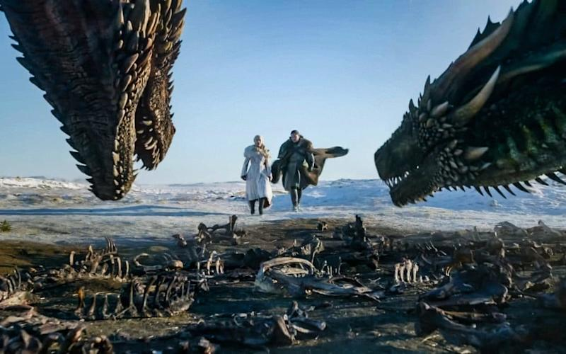 Game of Thrones Season 8: Prepare for a wild ride... - HBO