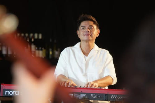 Gary Tong had worked as a music producer with many prominent Hong Kong performers in the past