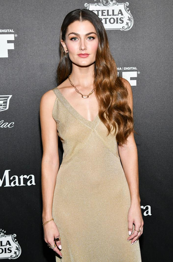 """<h1 class=""""title"""">13th Annual Women In Film Female Oscar Nominees Party - Arrivals</h1> <cite class=""""credit"""">Rodin Eckenroth/FilmMagic/Getty Images</cite>"""