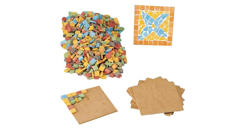 Mosaic Tile Coaster Kit