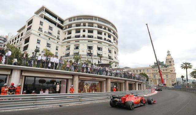 The Monaco Grand Prix was cancelled last year following the outbreak of coronavirus