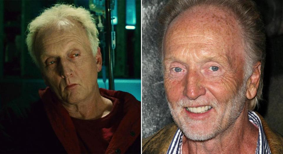 Jigsaw as played by Tobin Bell.