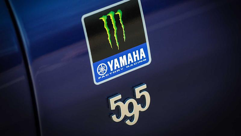 Abarth 595 Monster Energy Yamaha