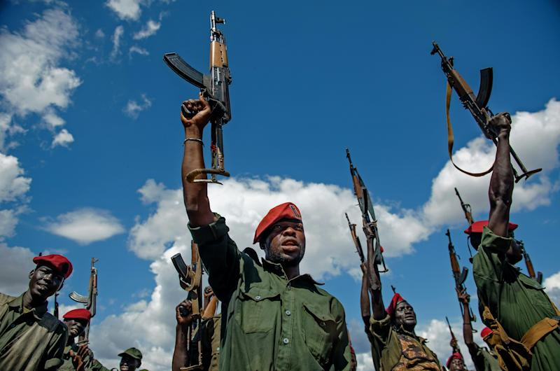 The U.S. Helped Birth South Sudan. Now Americans Are Being Beaten and Targeted by Its Troops.