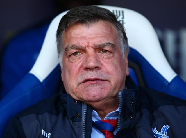Allardyce has steered Palace away from the relegation zone (Getty)
