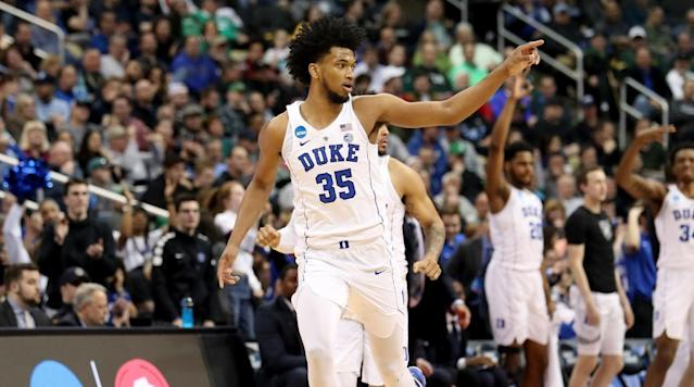 Where will Marvin Bagley III go in the draft? The Crossover's Front Office breaks down his strengths, weaknesses and more in its in-depth scouting report.