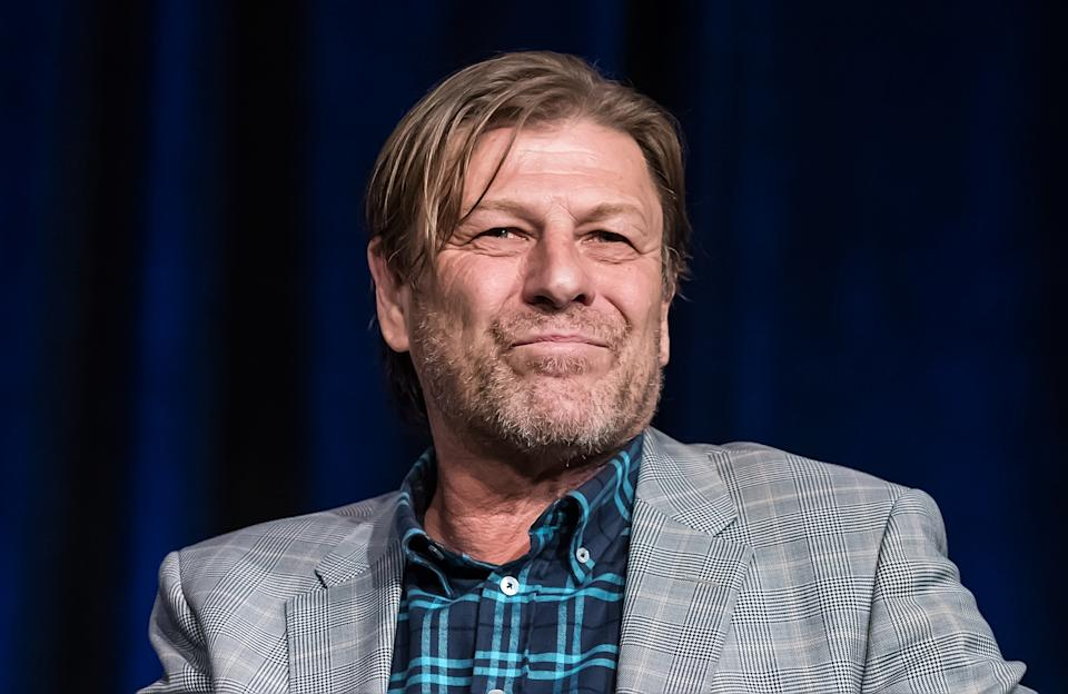 Sean Bean attends the 2018 Wizard World Comic Con at Pennsylvania Convention Center on May 19, 2018. (Photo by Gilbert Carrasquillo/Getty Images)