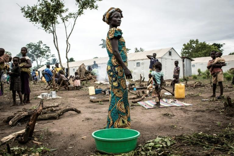 Parts of South Sudan -- pictured here in 2019 in a refugee camp -- are suffering famine-like deprivation, according to the World Food Programme