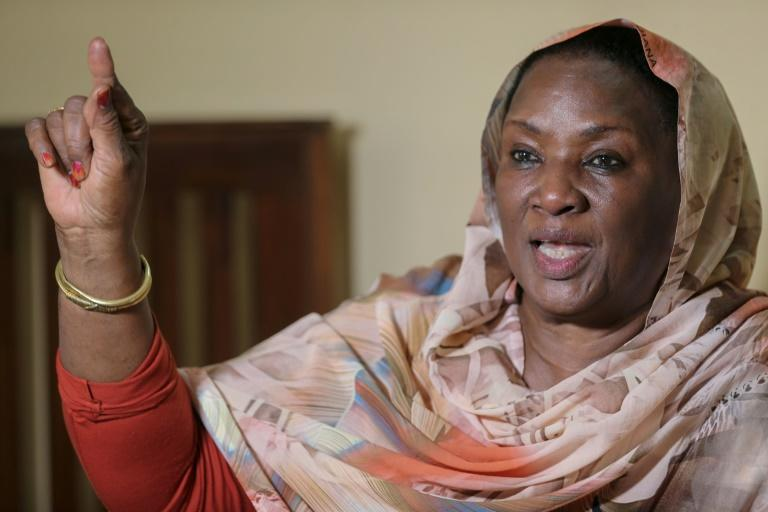 Sudanese activist Zeineb says nothing has been done to advance women's rights since the overthrow of Omar al-Bashir