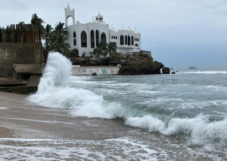 'Extremely Threatening' Hurricane Willa Heads For Mexico's Pacific Coast