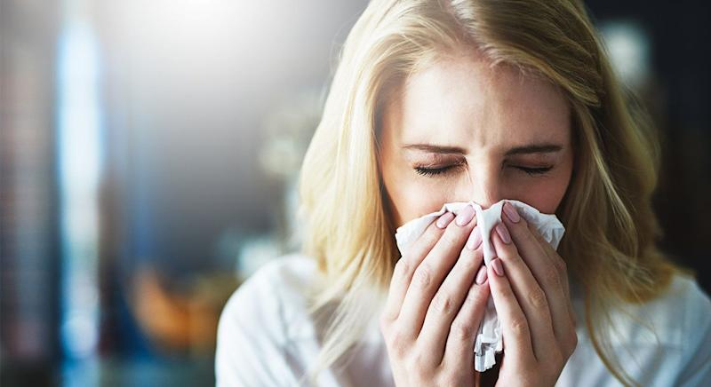 Do you know which type of hay fever you are suffering from? [Photo: Getty]