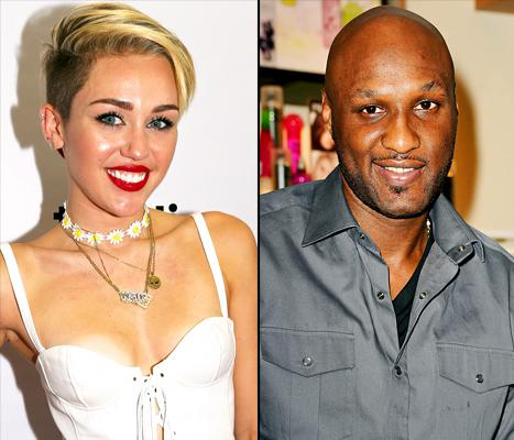 Miley Cyrus Responds to Sinead O'Connor, Khloe Kardashian Visits Lamar Odom for Hours During Home Visit: Top 5 Thursday Stories