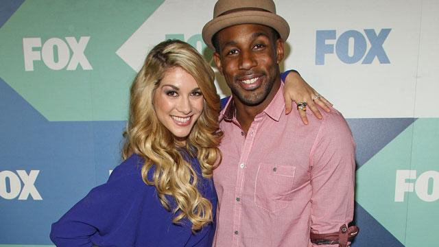 'SYTYCD' Stars tWitch & Allison are Married!
