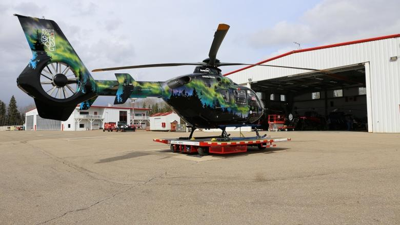AHS to review oilsands region air ambulance service