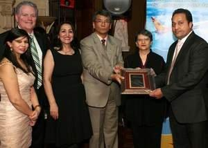 Travelong Receives Top Performance Award From Air India