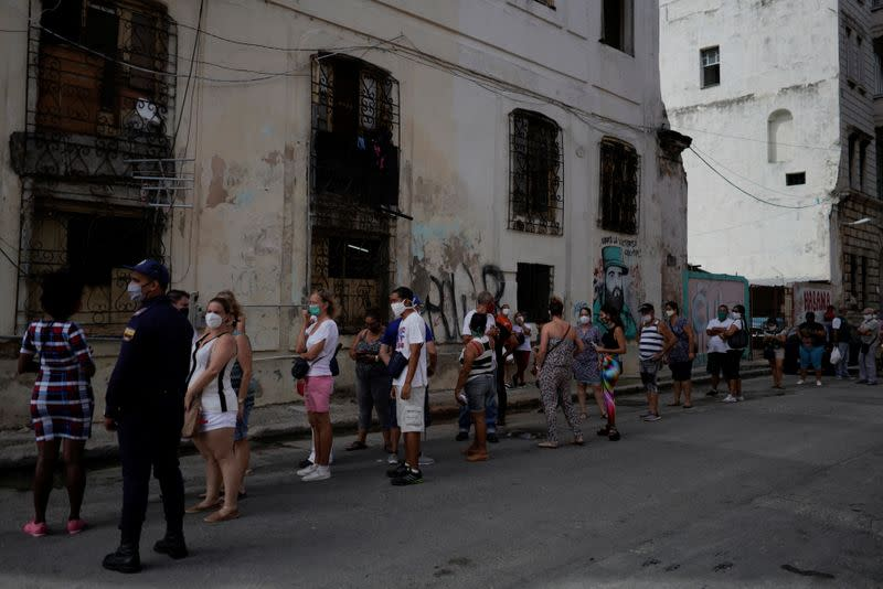 In Cuba, the old foe's currency makes a comeback