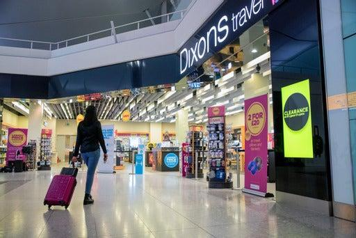 Dixons Carphone has decided to close its Dixons Travel business (Dixons Carphone)