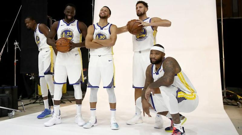 75c8d4dac7ab Steve Kerr says not to compare these Warriors to 1998  last dance  Bulls