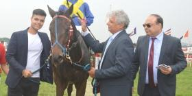 Trouvaille for RR Ruia Gold Cup (Gr2)