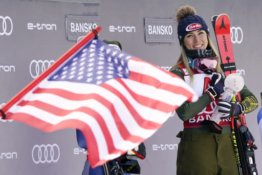 Missing home: U.S. star Shiffrin ponders skiing future