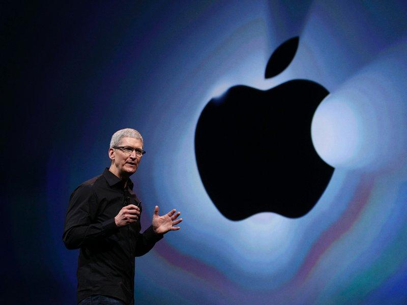 Apple CEO gets modest 2012 pay