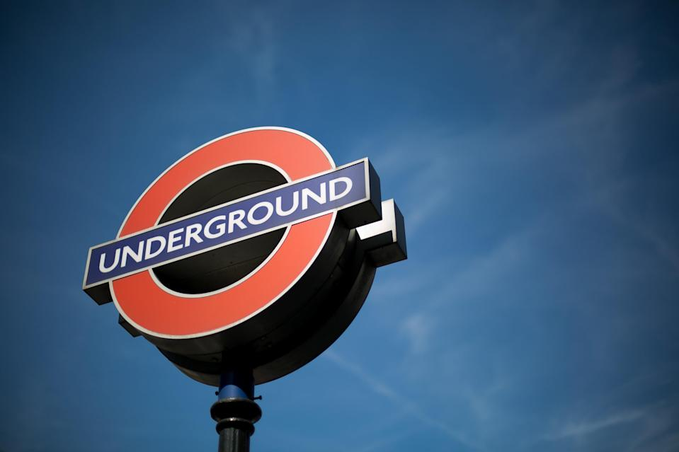 The Metropolitan Line was not running on Saturday (Daniel Leal-Olivas/PA) (PA Archive)
