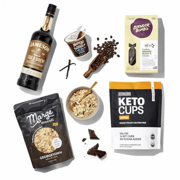 PHOTO: New coffee-infused food and beverage products will hit the shelves in 2021.  (Whole Foods Market)