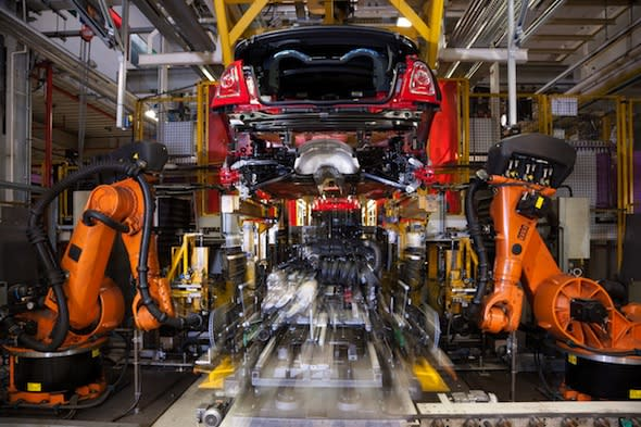 BMW Group celebrates 100 years of car production at Cowley