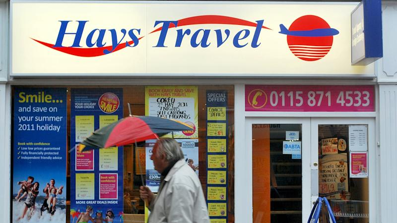 Hays Travel to cut up to 878 jobs