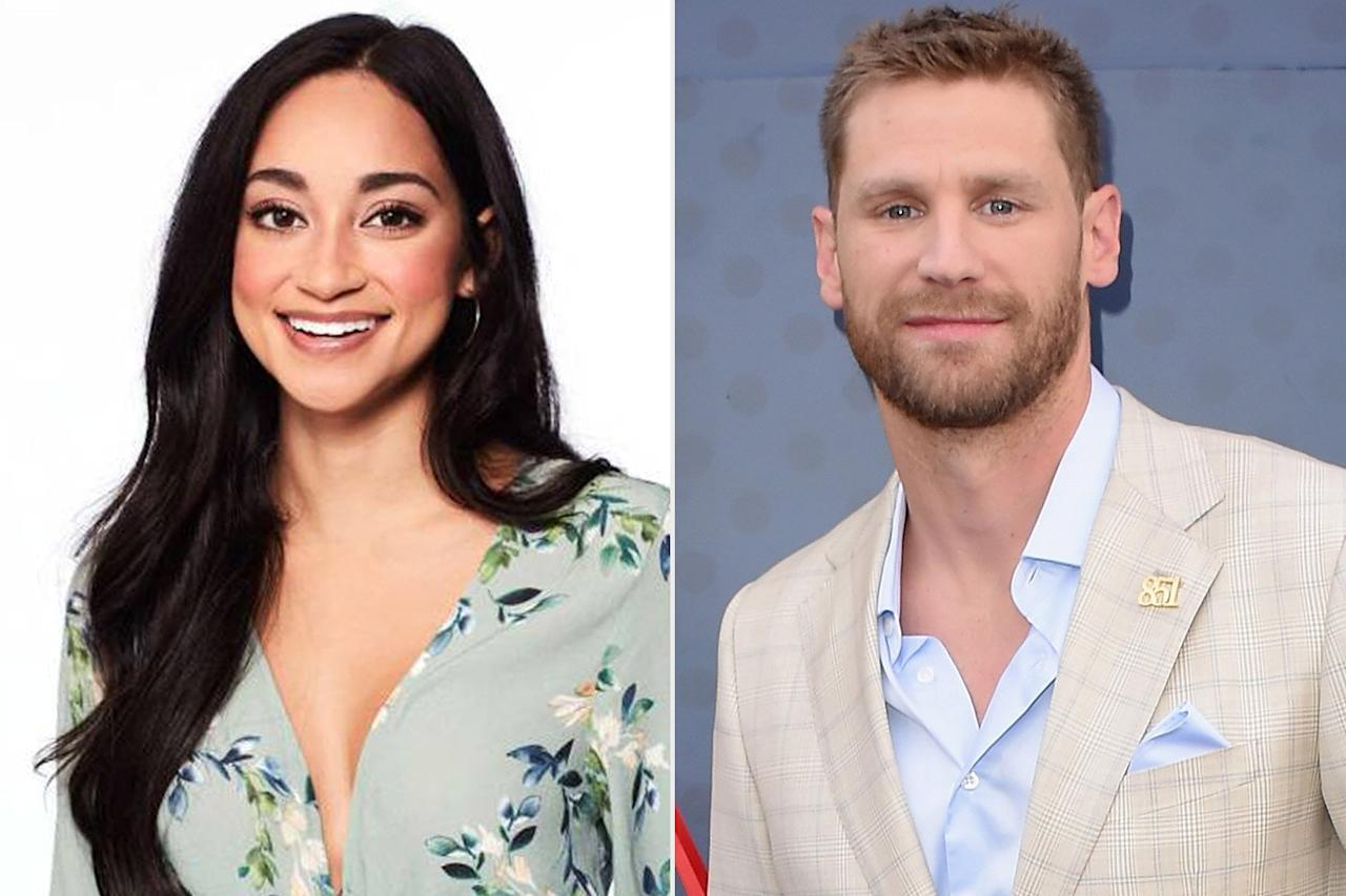"""It's something out of a country song! Fuller, who got selected for a <a href=""""https://www.youtube.com/watch?v=82nnE5C2P58"""">one-on-one date</a> with current bachelor Peter Weber, used to date country music star Rice. It's customary on these dates for the bachelor and the girl he's with to be serenaded by a singer at the end of the night. Unfortunately for Fuller, <a href=""""https://www.youtube.com/watch?v=vSqffrs-Mrs"""">that singer was her ex</a>.  The entire encounter was super awkward for all involved, and <a href=""""https://people.com/tv/chase-rice-slams-bachelor-producers-victoria-fuller-fate-peter-weber/"""">Rice revealed</a> that he """"was really pissed off"""" because his appearance on the show was meant to be about his music."""