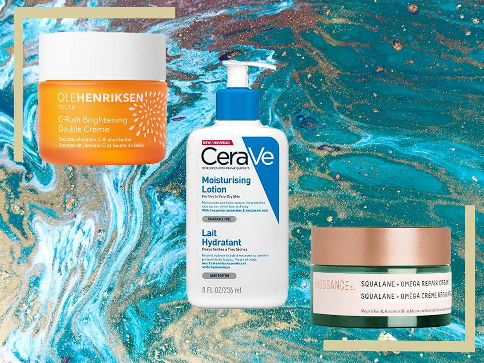 While combination and oily complexions thrive with gel products, thicker formulas typically hydrate dry skin more thoroughly (The Indepednent/iStock)